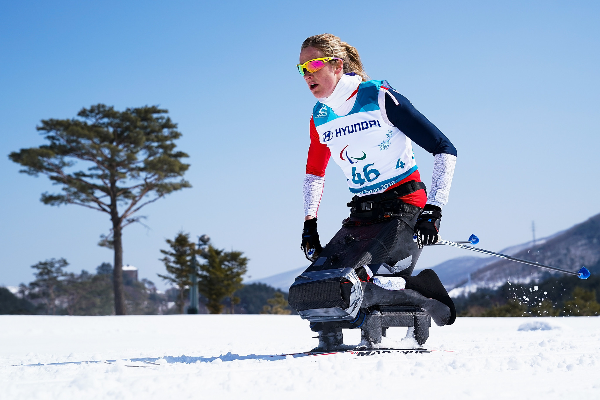 Skarstein looking to make ground on leaders at World Para Nordic Skiing World Cup in Germany