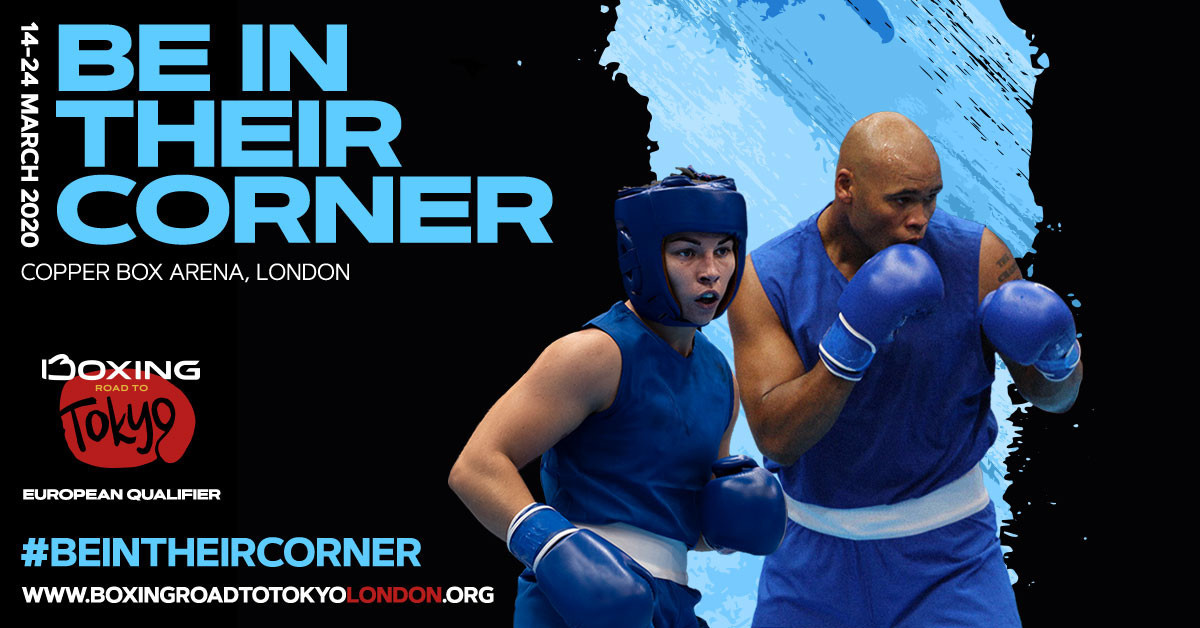 The European Olympic Boxing Qualifying Tournament in London has officially been launched today ©GB Boxing