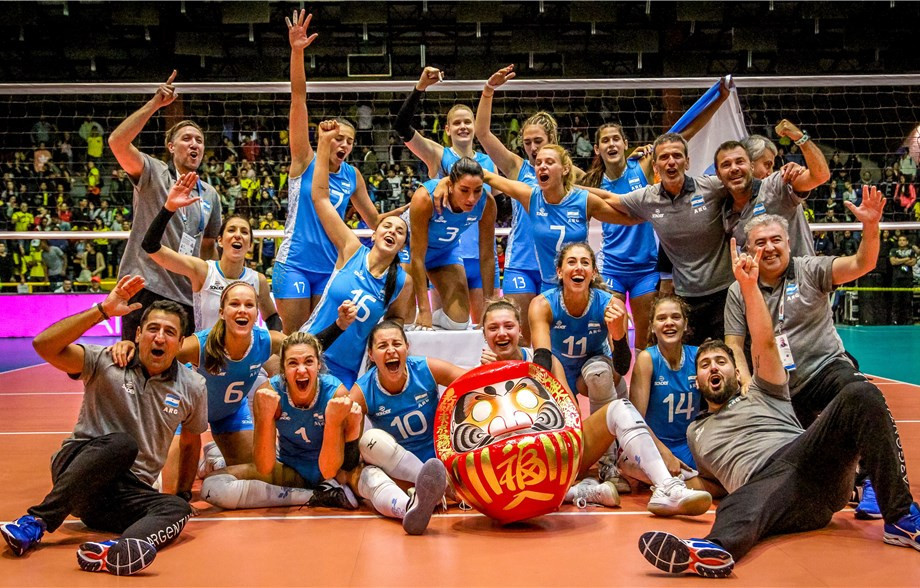 Argentina win Women's South American Olympic Qualification Tournament to earn Tokyo 2020 spot
