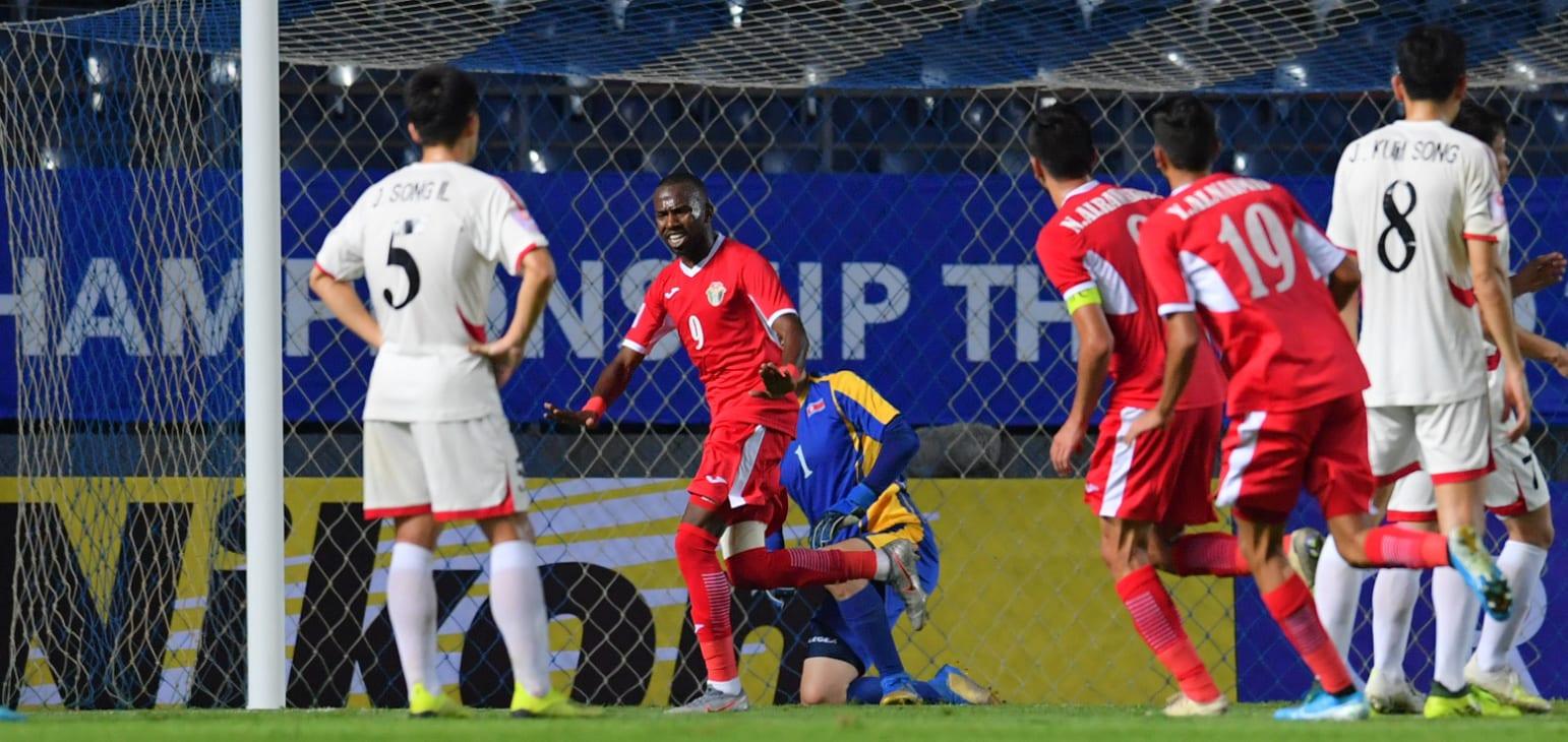 Jordan make winning start to AFC Under-23 Championship in Thailand