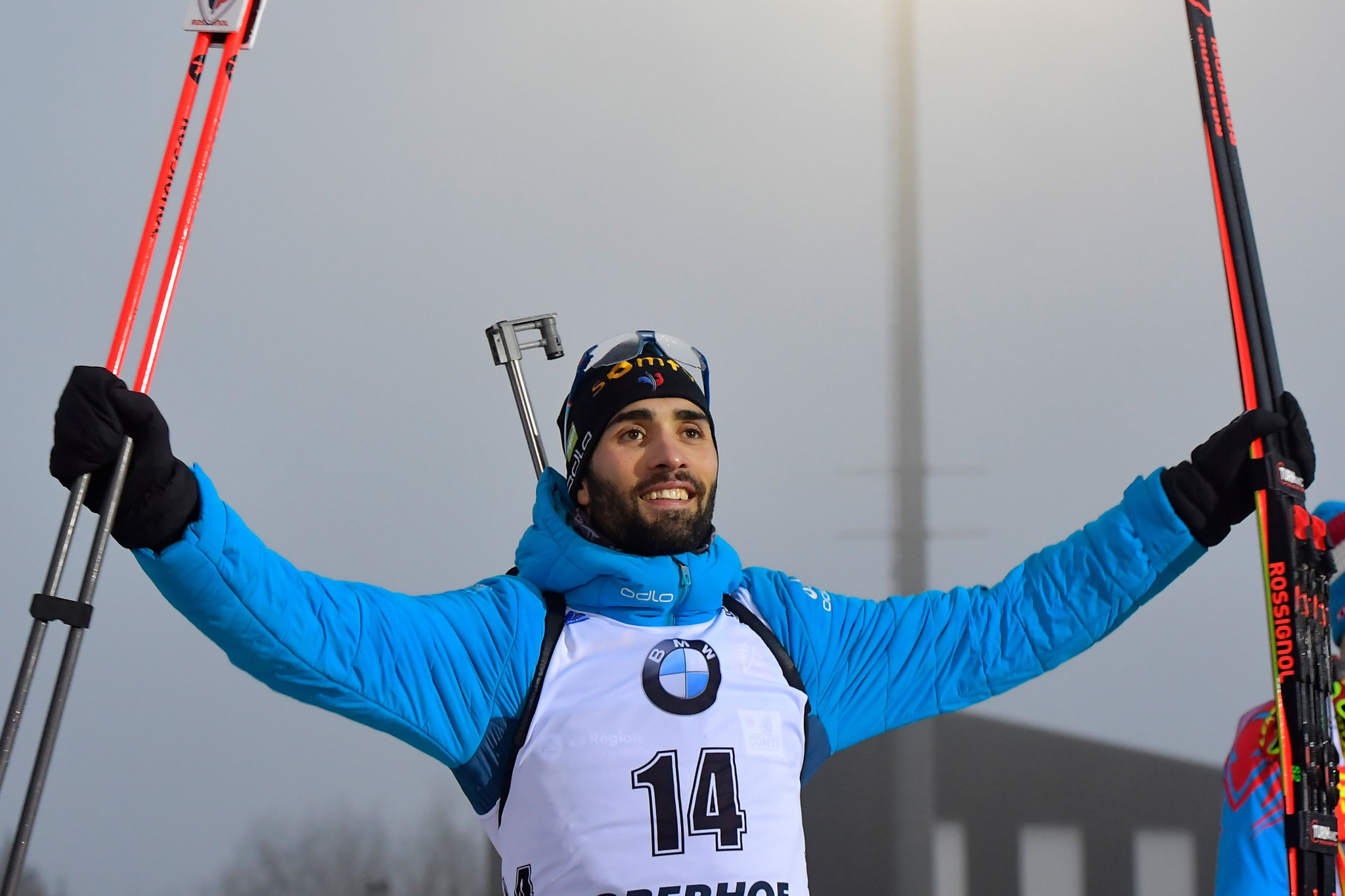 Fourcade makes winning start to 2020 at IBU World Cup in Oberhof