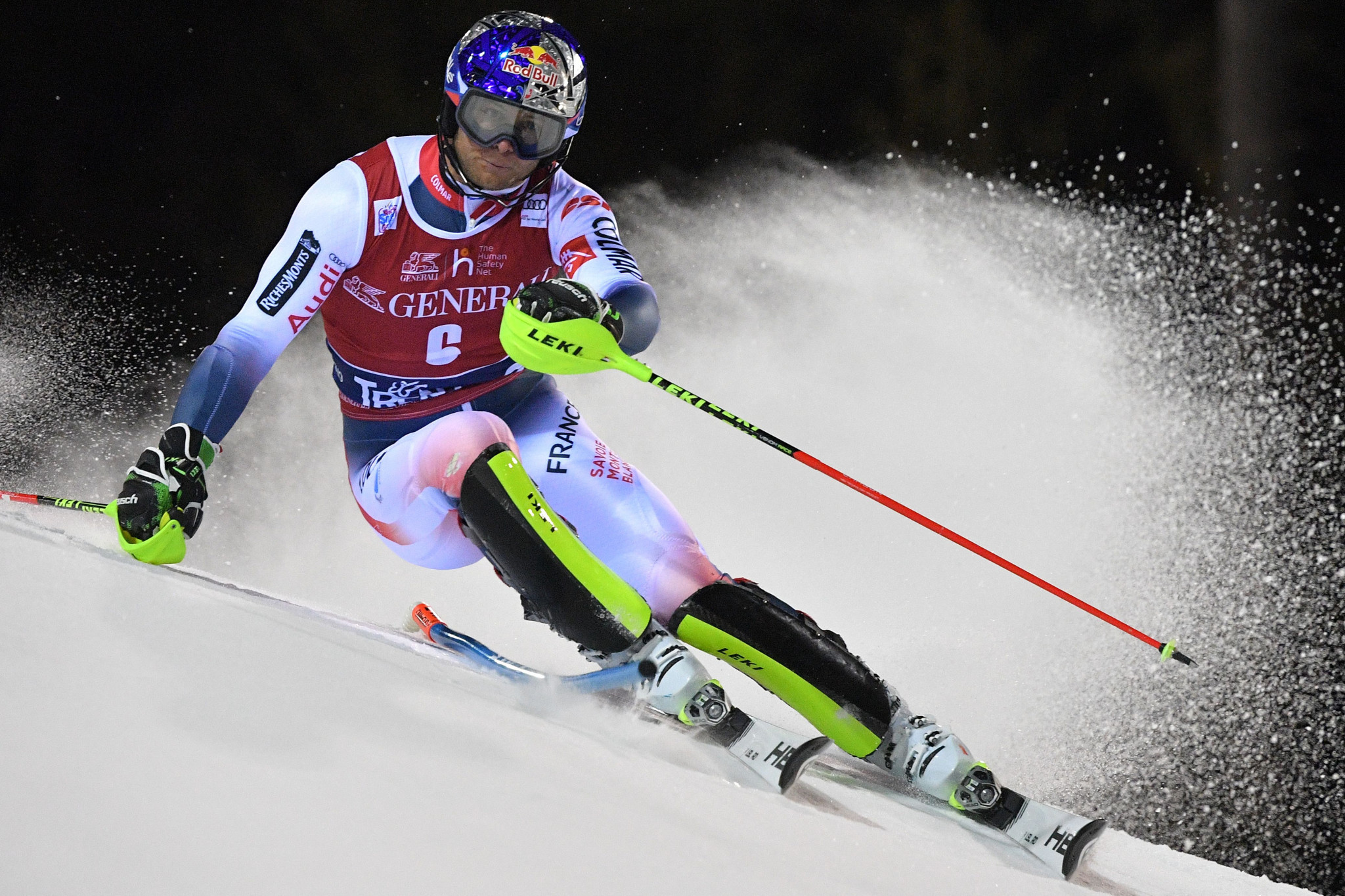 Pinterault to compete at FIS Alpine Ski World Cup event in Abelboden despite stomach bug