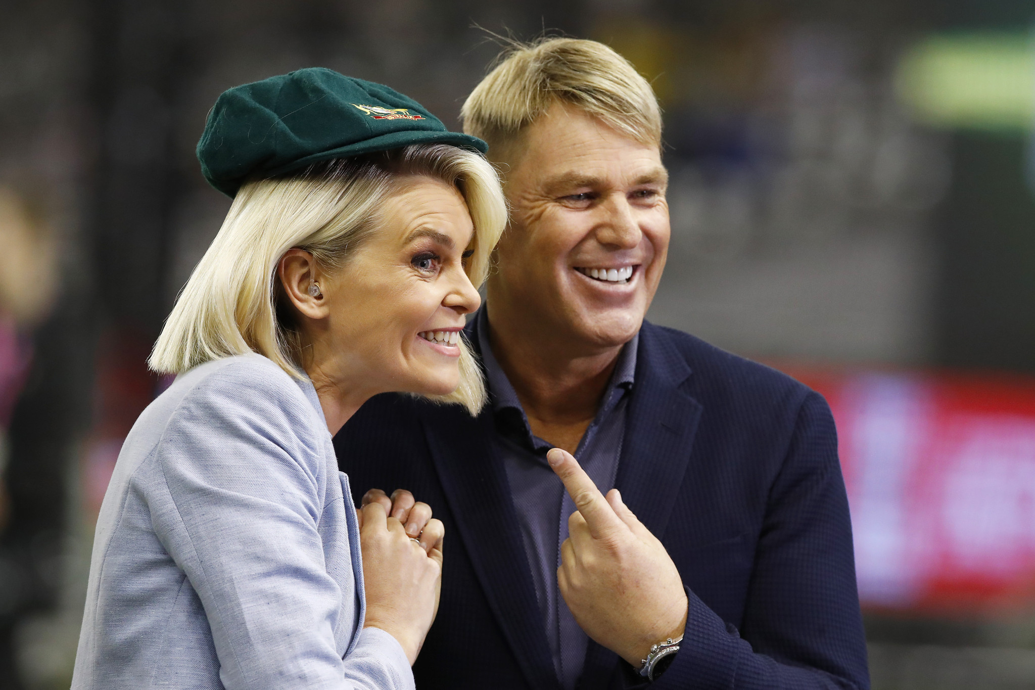 Warne's baggy green cap raises more than one million Australian dollars for bushfire victims