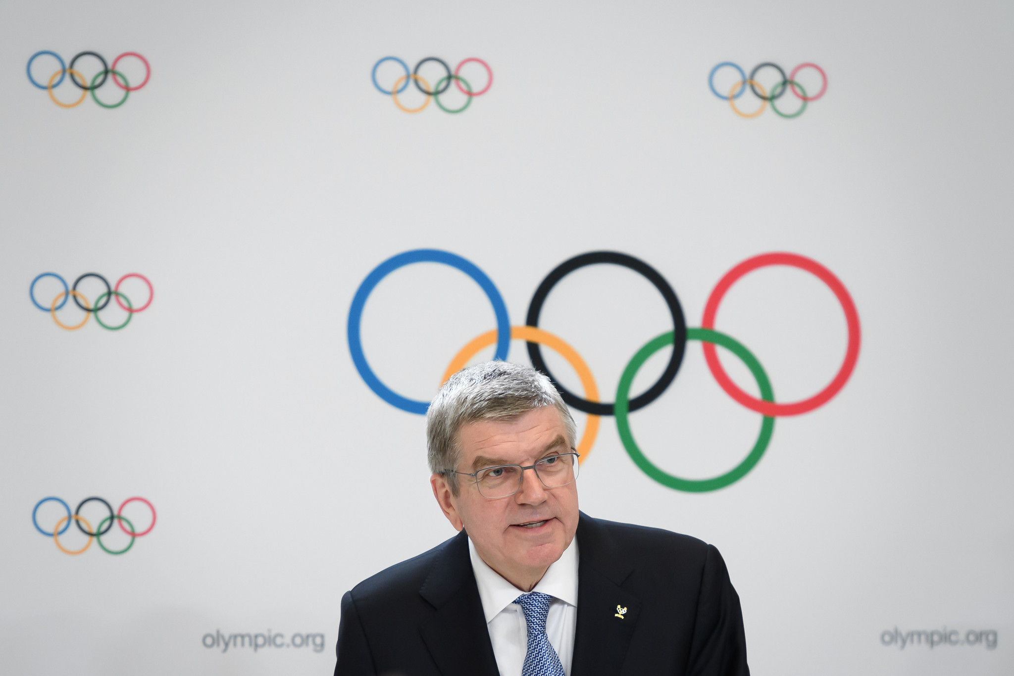 "Bach calls for ""watertight"" CAS ruling on Russia to prevent confusion before Tokyo 2020"