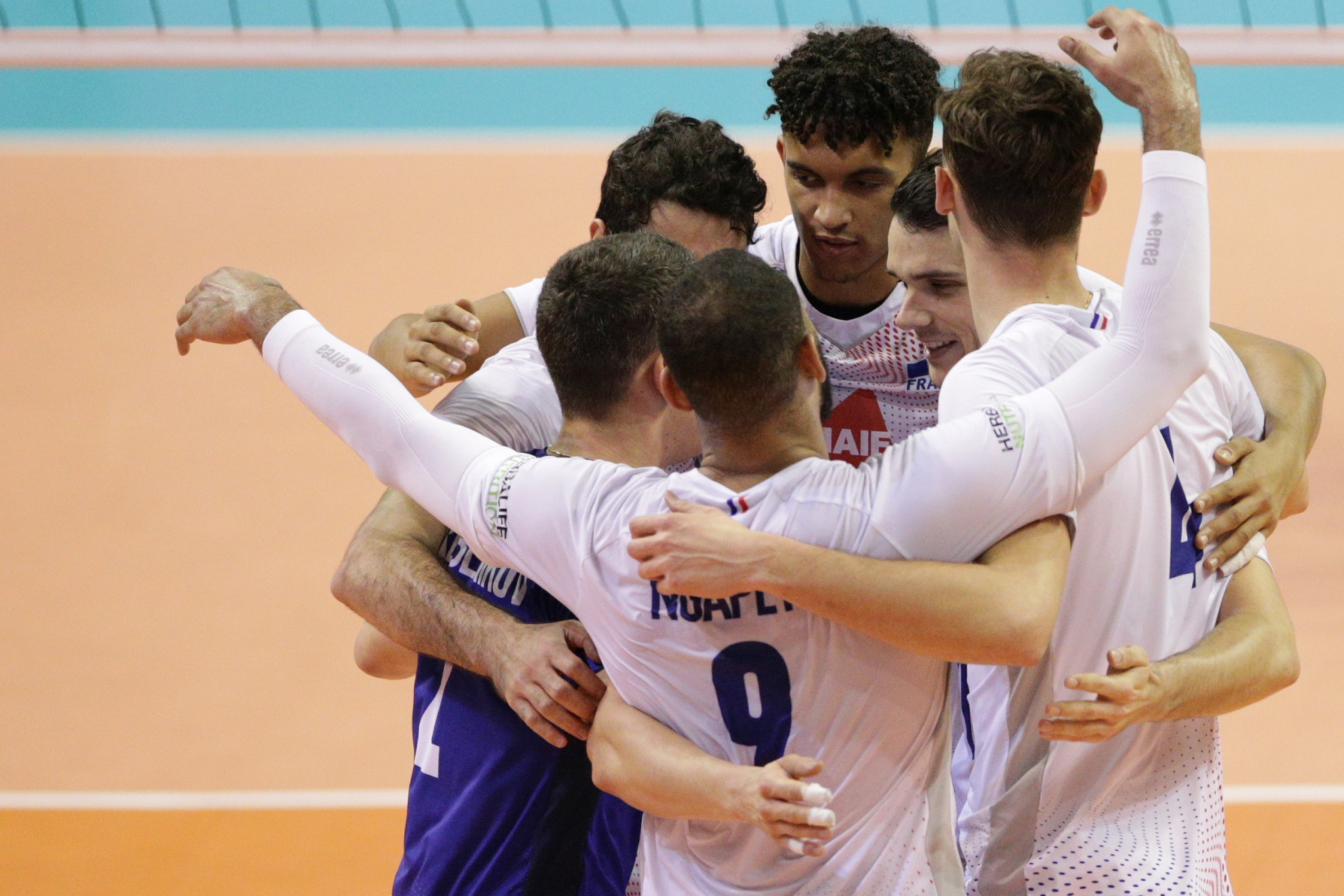 France will compete in the men's volleyball tournament at the Tokyo 2020 Olympic Games ©FIVB