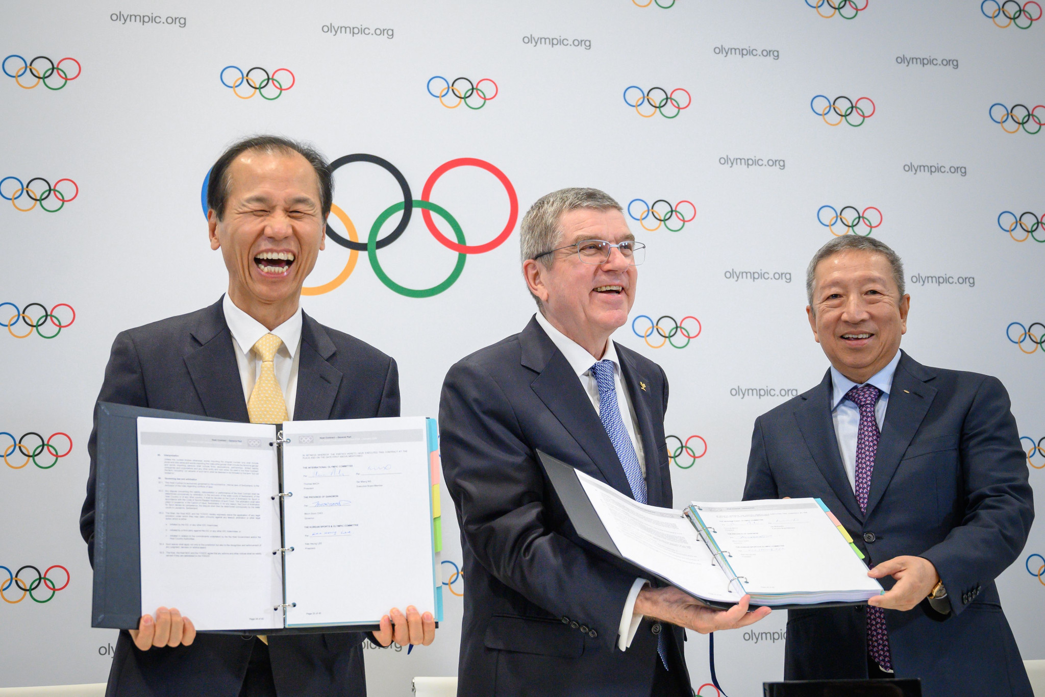 Gangwon awarded 2024 Winter Youth Olympics as IOC welcome three members