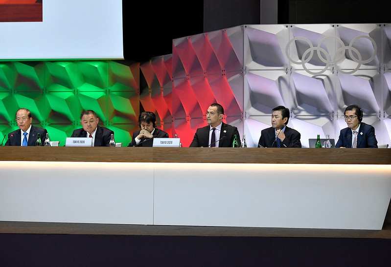 Tokyo 2020 presented updates on preparations for the Olympic Games ©IOC