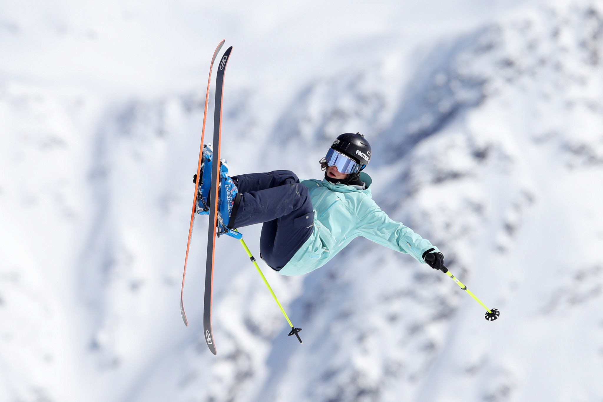 FIS Freeski Slopestyle World Cup season finally ready to get under way in Font Remeu