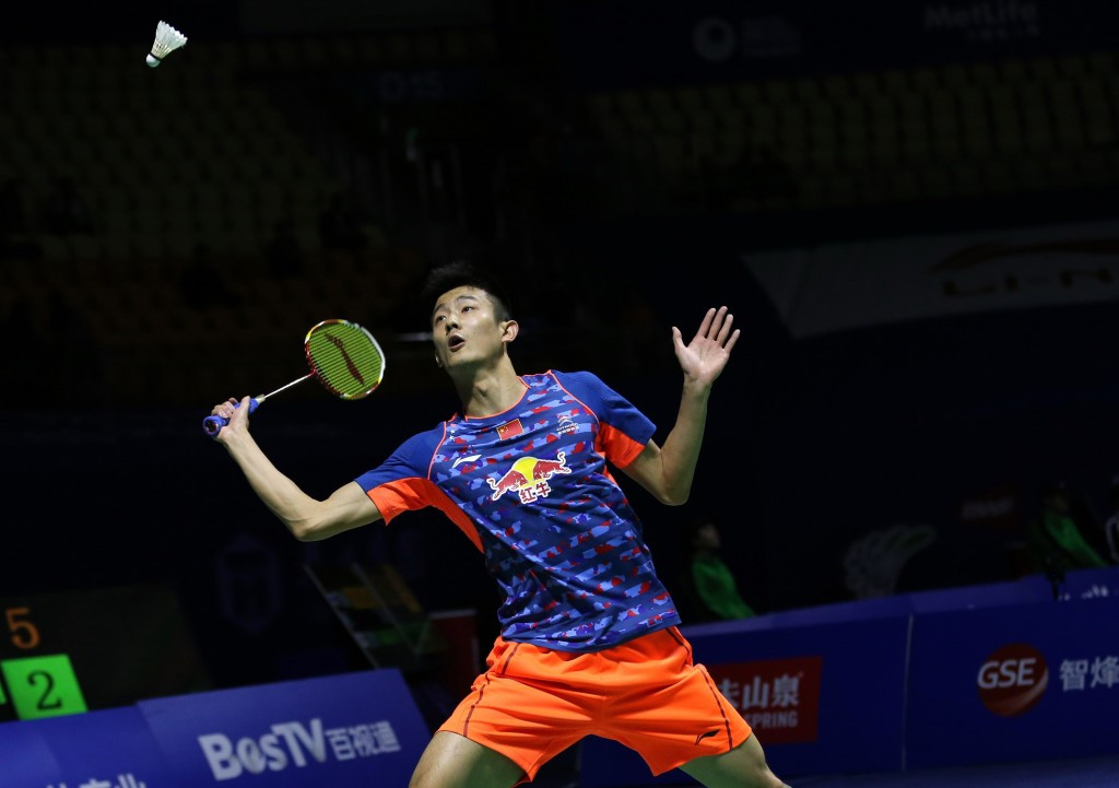 World number one Long among contenders for BWF Players of the Year Awards