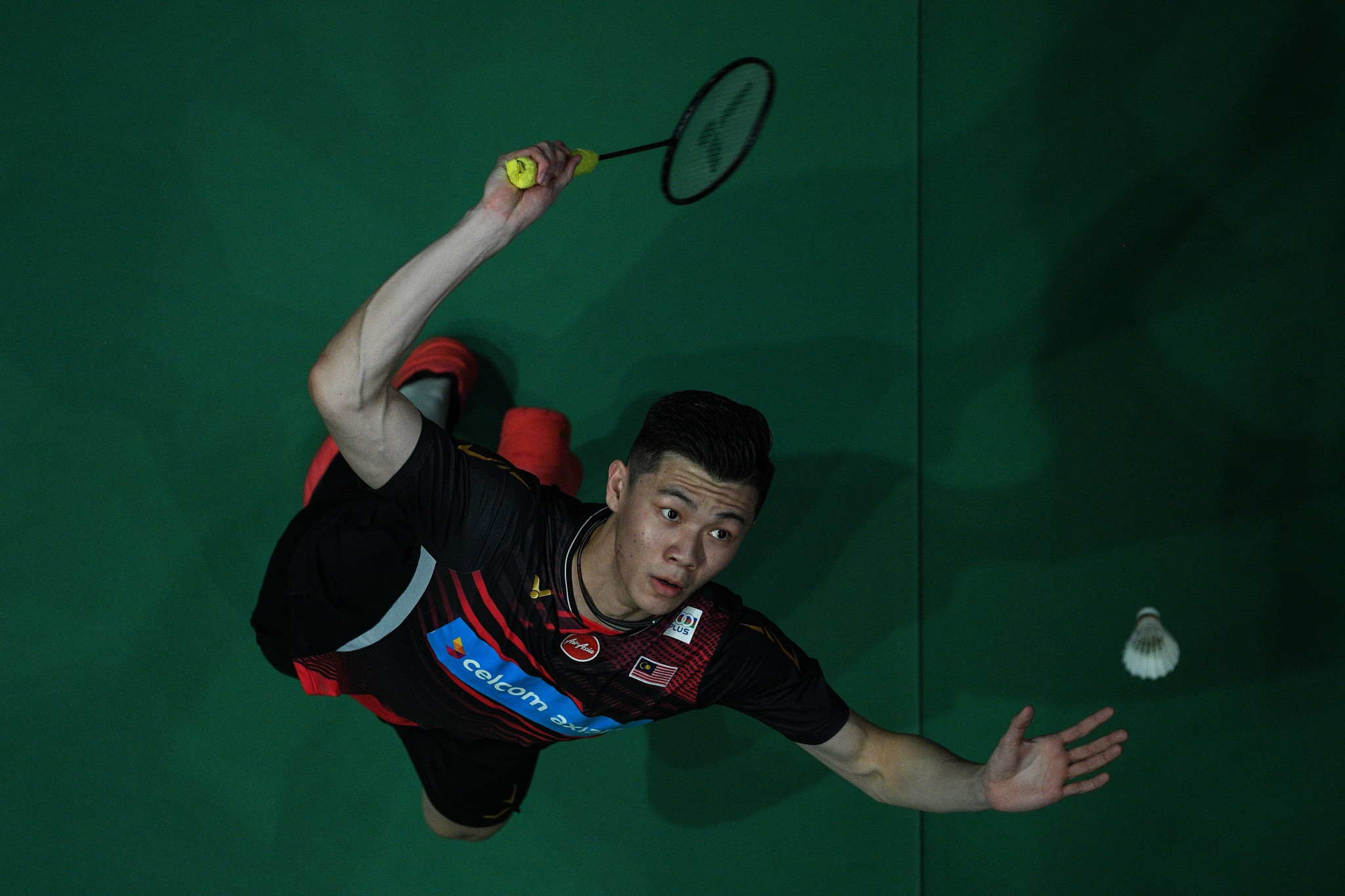 Unseeded home hope Lee Zii Jia lost his semi-final at the BWF Malaysia Masters event ©Getty Images
