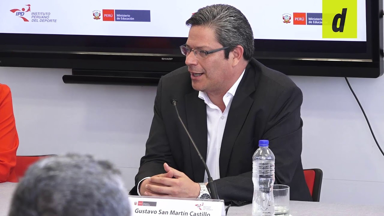 Lima 2019 sports director San Martín elected Peruvian Sports Institute President