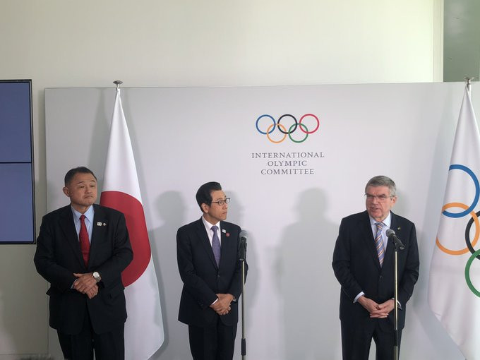 Bach hints at quick decision on host for 2030 Winter Olympic Games after Sapporo meeting