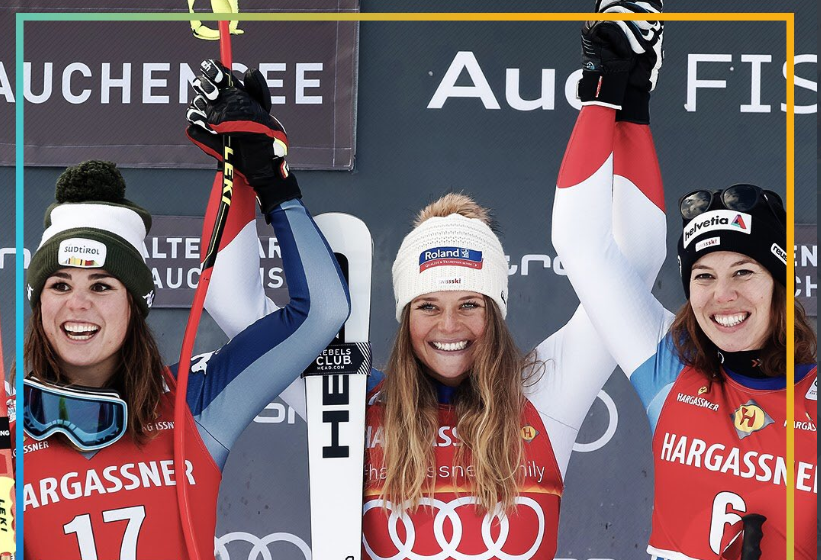 FIS World Cup downhill joy for Suter in Austria
