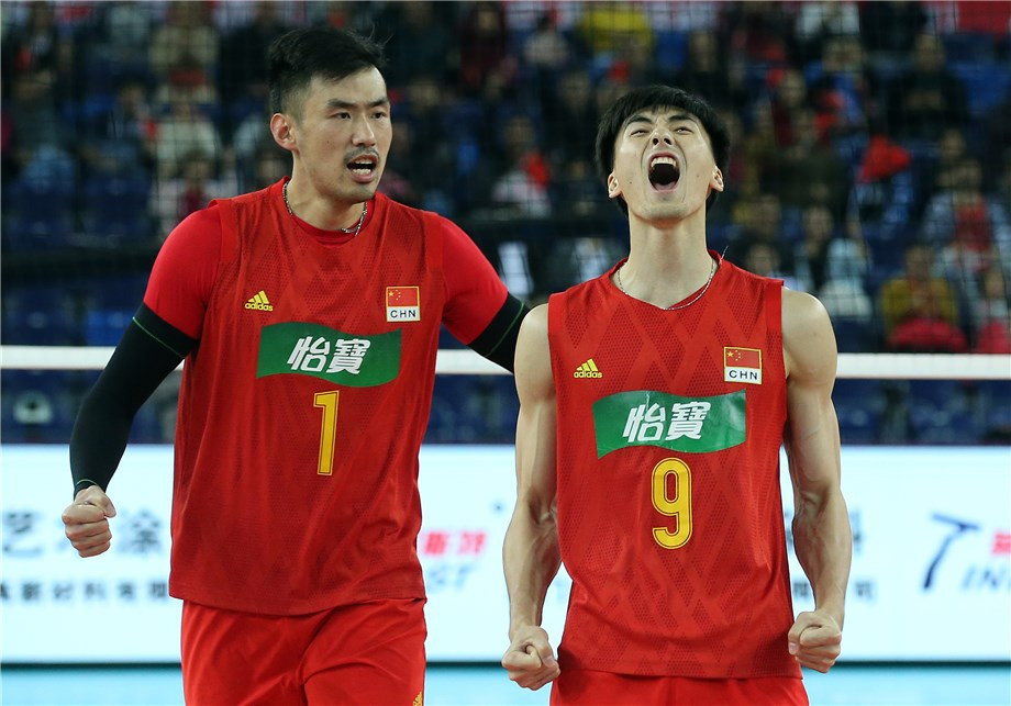 Chinese hosts and Iran to contest Asian place in men's Tokyo 2020 volleyball competition