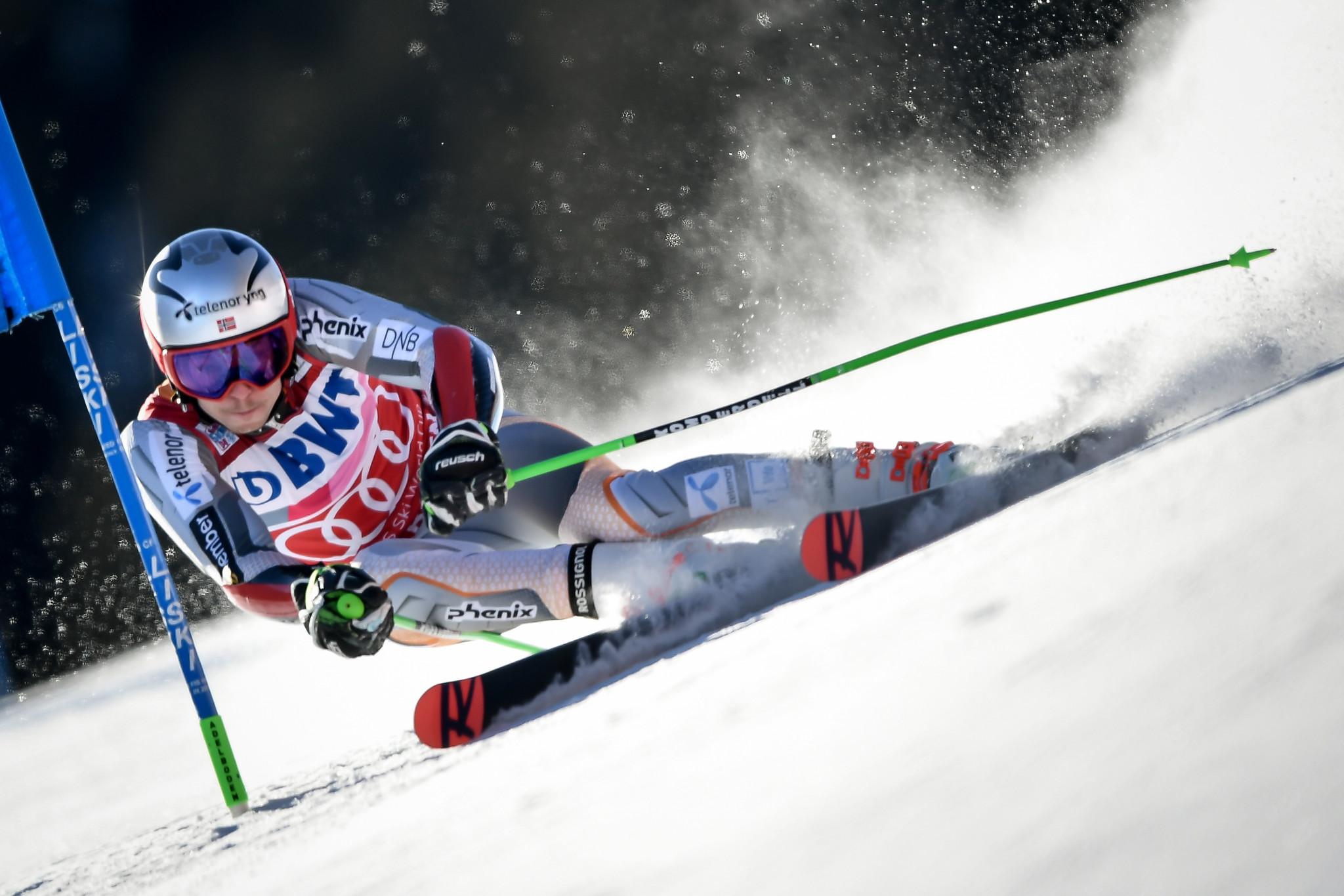 Kristoffersen retakes FIS Alpine Skiing World Cup lead after third place in Adelboden