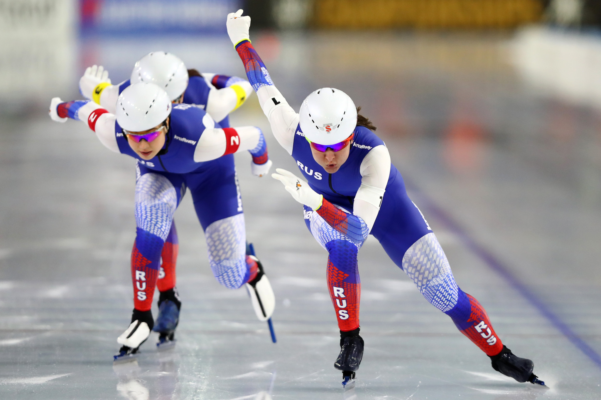 Russia and Netherlands earn another two gold medals each at ISU European Speed Skating Championships