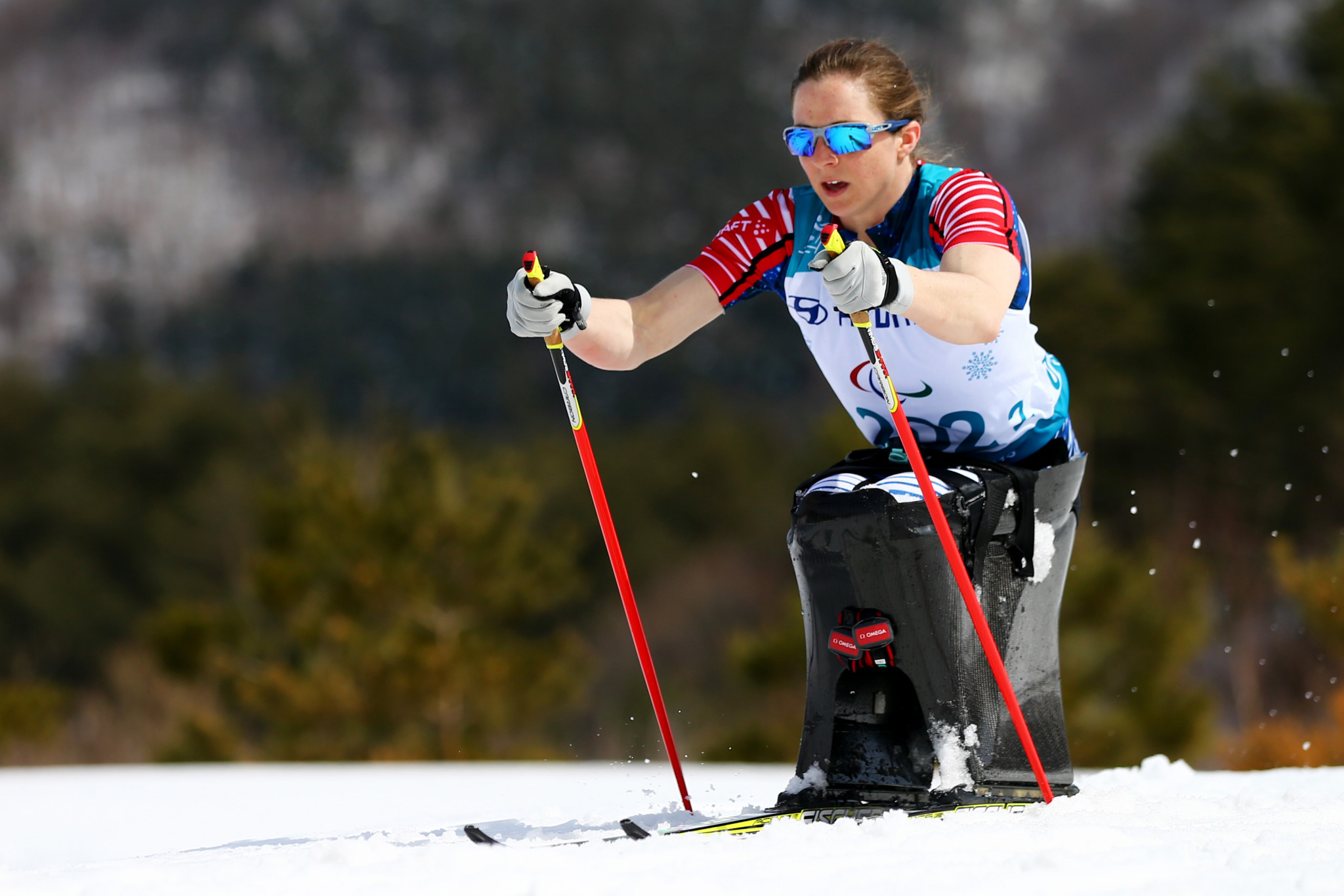 American golden pair Masters and Gretsch reach sprint final at World Para Nordic Skiing World Cup