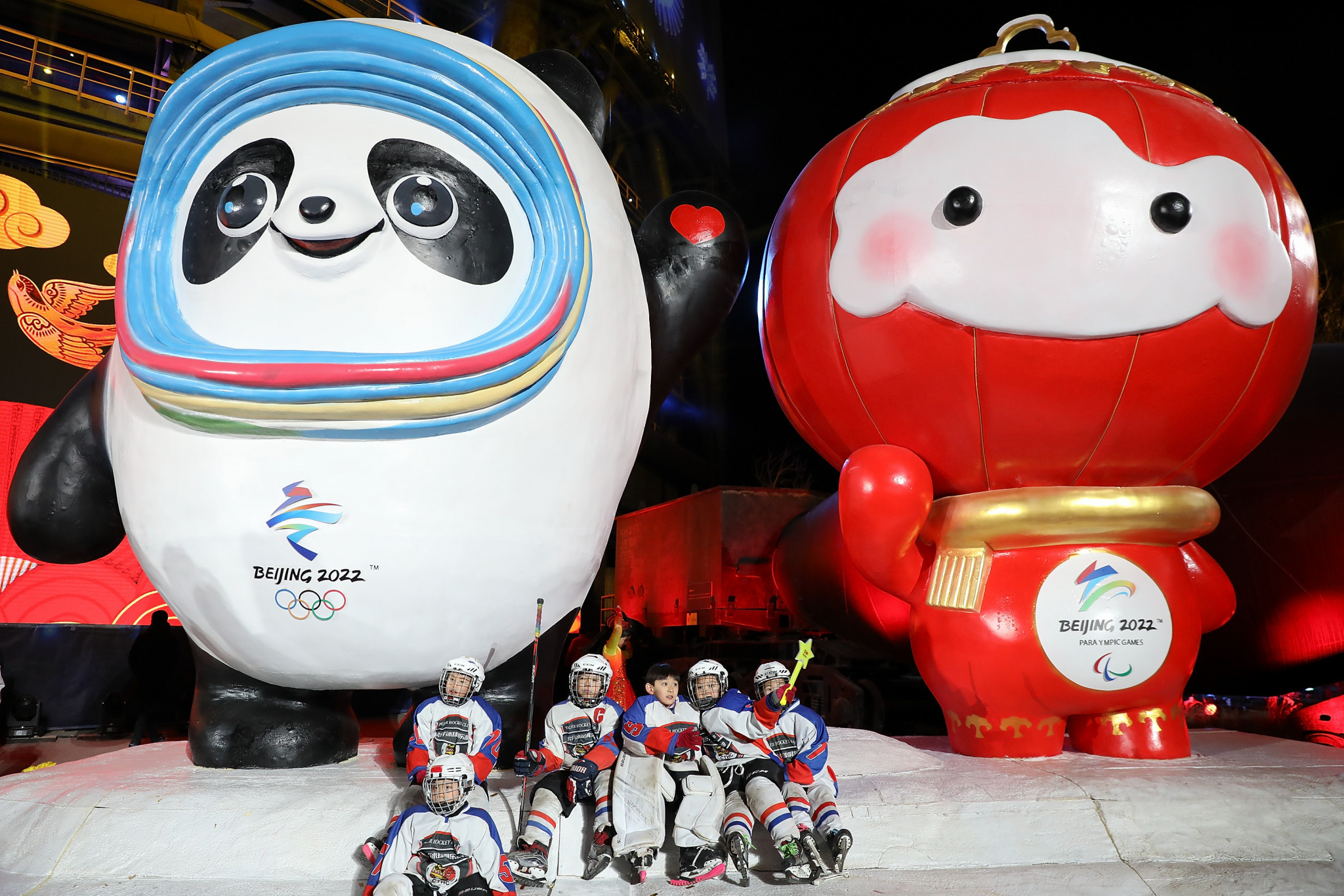 Alibaba have promised several innovations at their home Beijing 2022 Games ©Getty Images