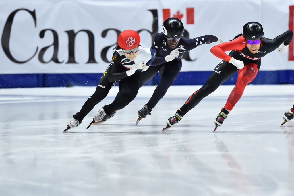 Double gold for Choi and Hwang as South Korea dominate at Four Continents Short Track Speed Skating Championships