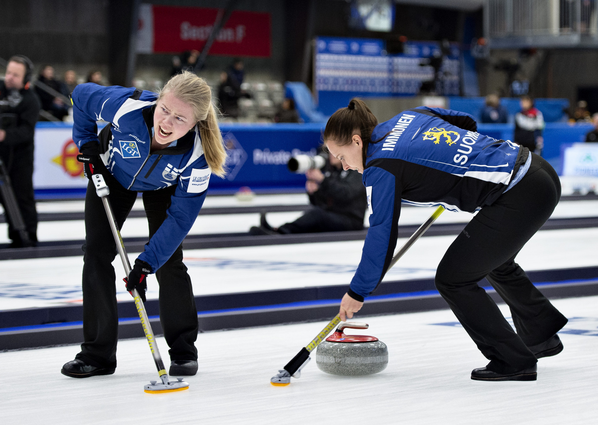 Hosts Finland are set to compete in both the men's and women's competition ©Getty Images