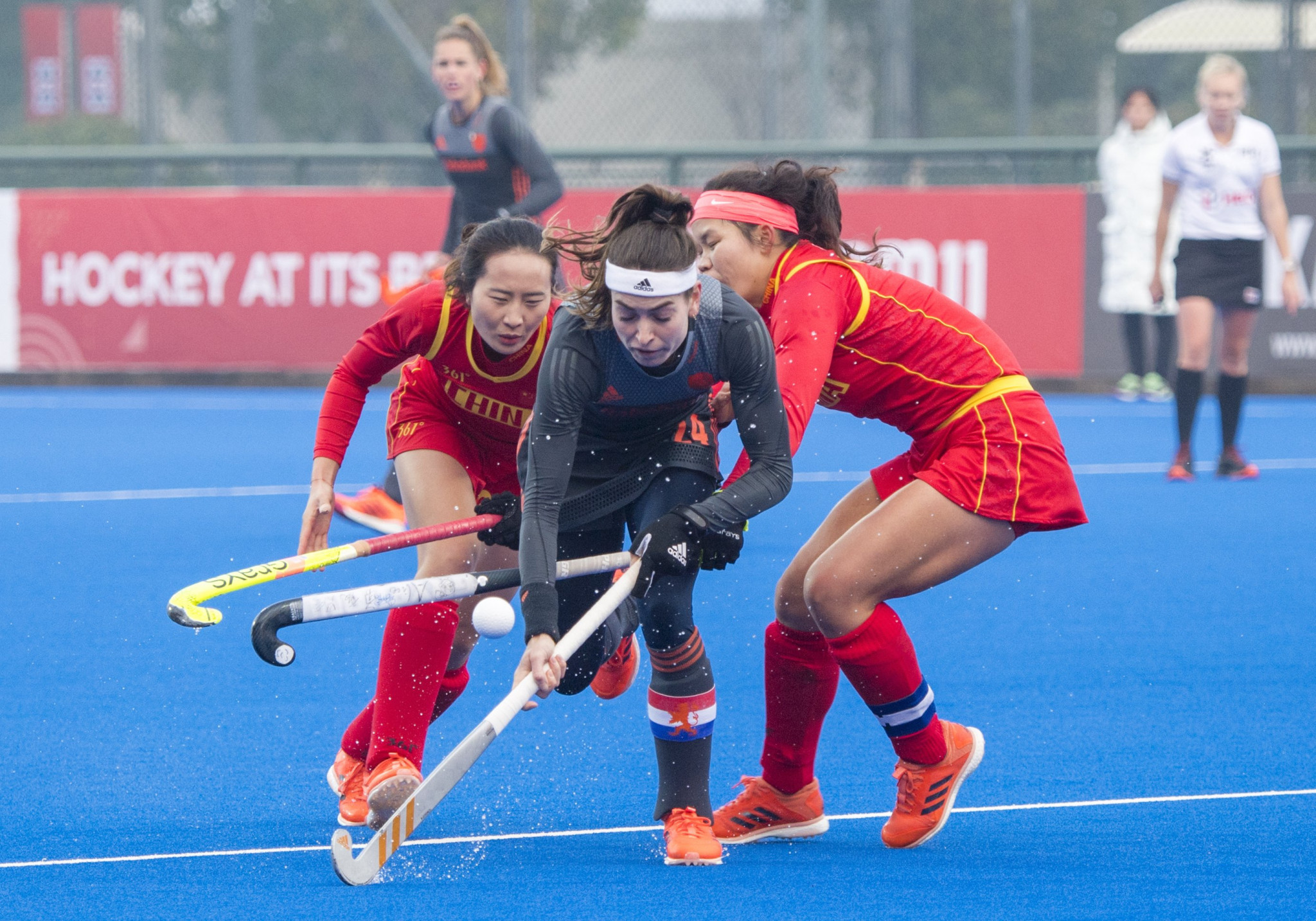 Netherlands complete double over China at Women's FIH Pro League