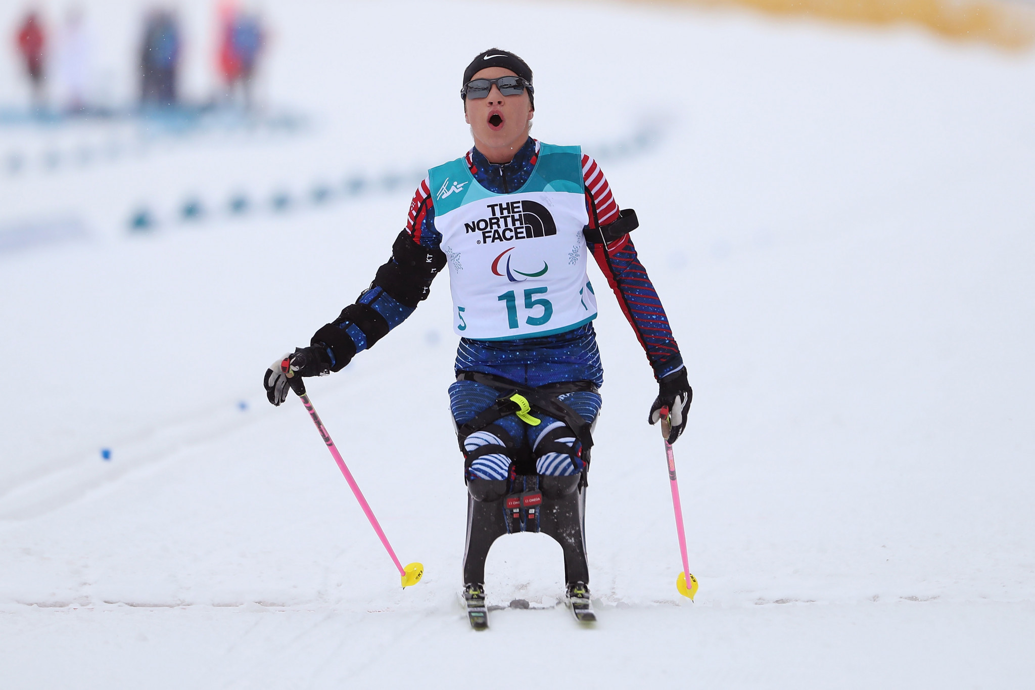 Paralympic champion Masters earns gold at World Para Nordic Skiing World Cup