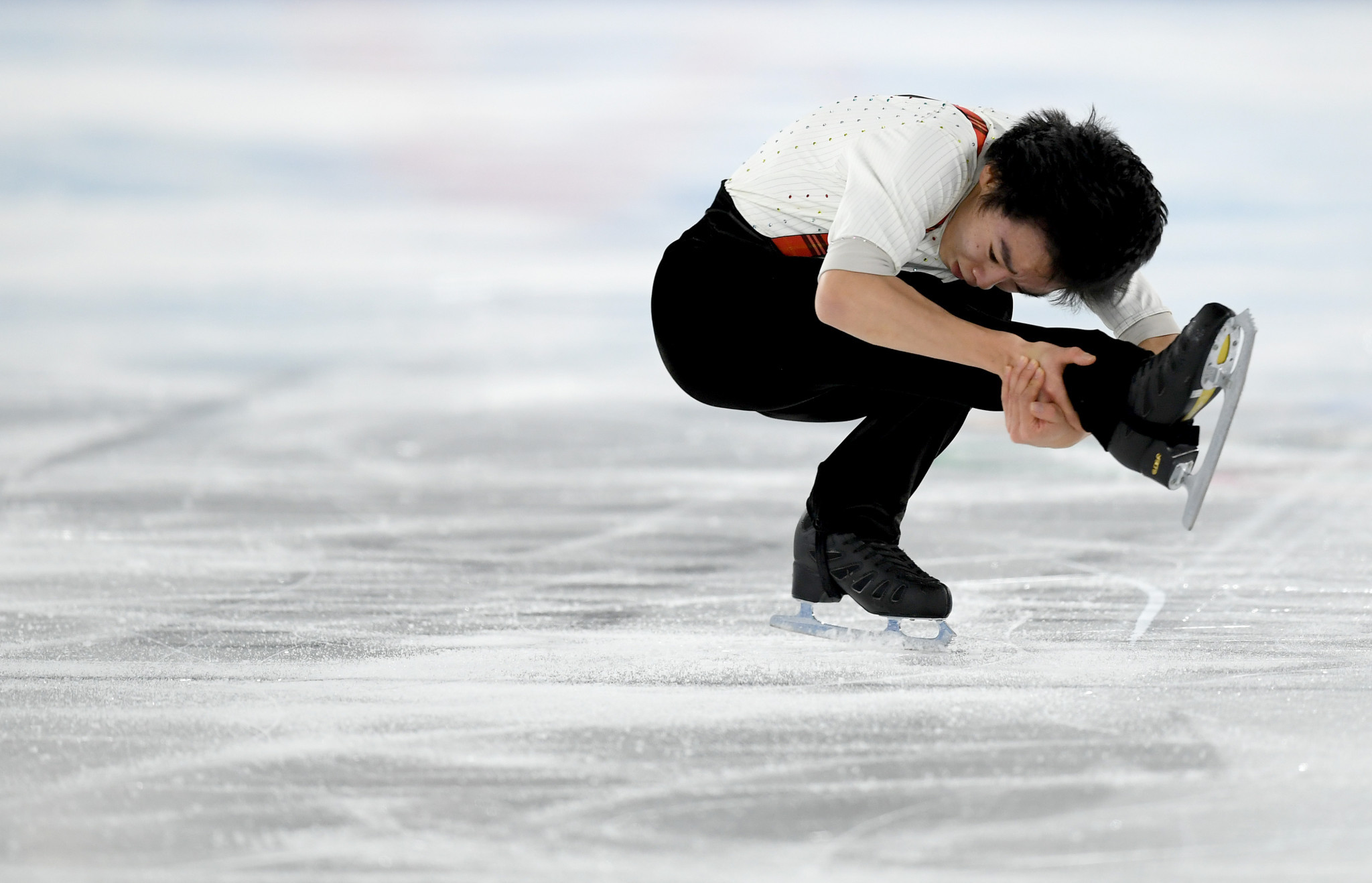 Flawless free programme earns Kagiyama figure skating title at Lausanne 2020