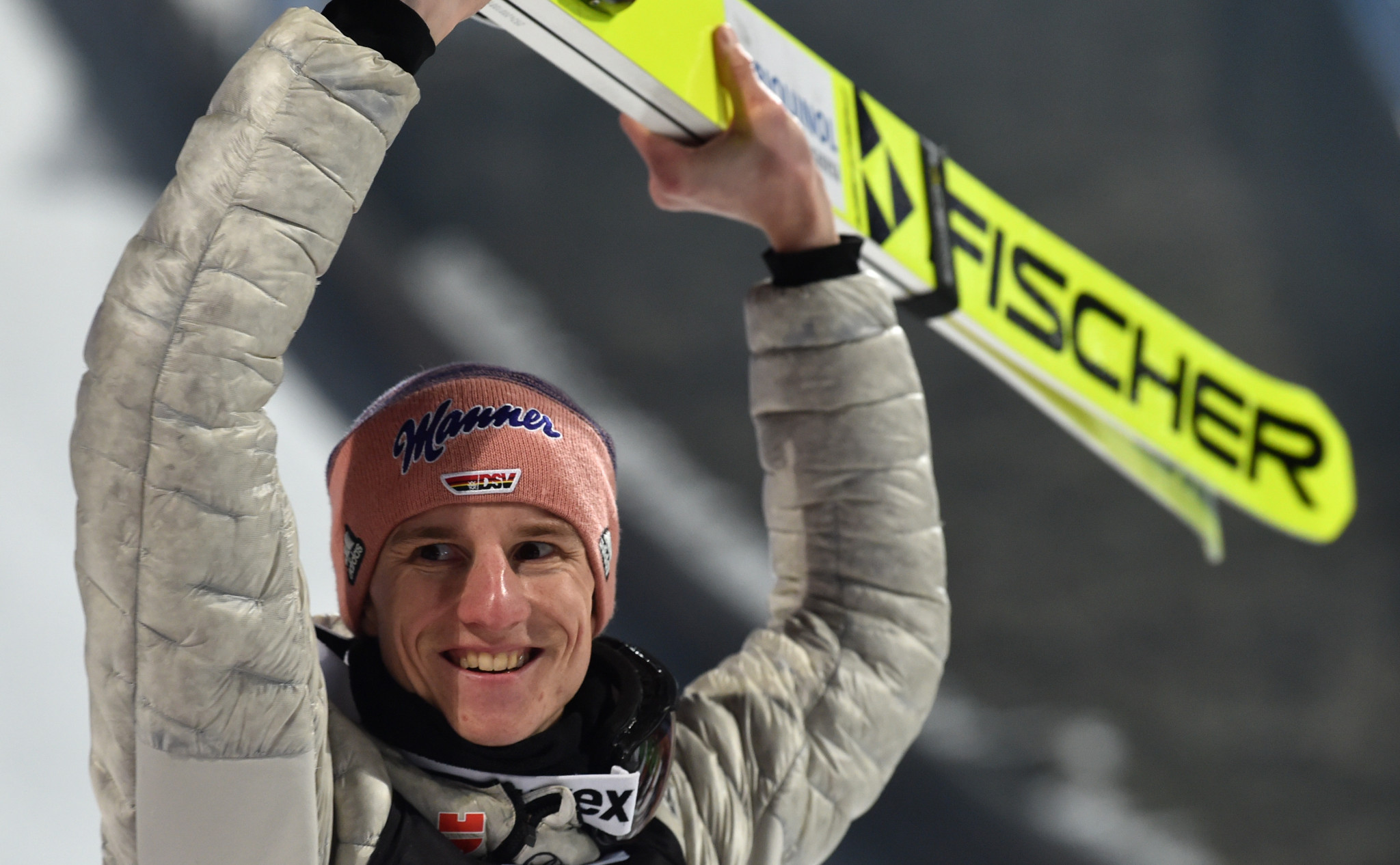 Geiger wins again at FIS Ski Jumping World Cup in Val di Fiemme