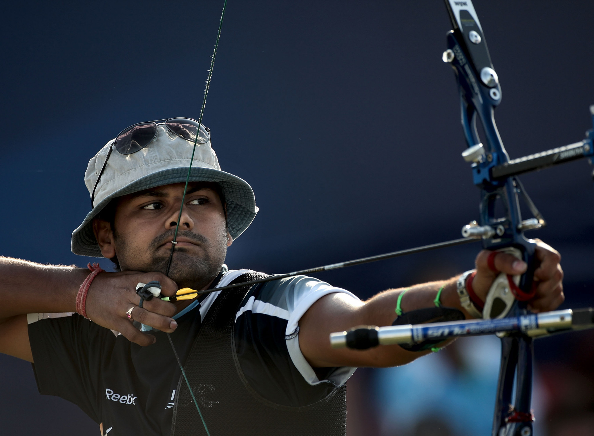 Archery has appeared at two editions of the Commonwealth Games, including Delhi 2010 ©Getty Images