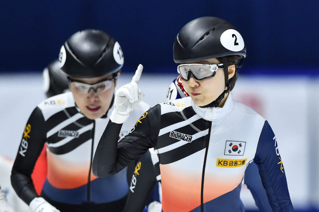 South Korea end inaugural Four Continents Short Track Speed Skating Championships with every gold medal