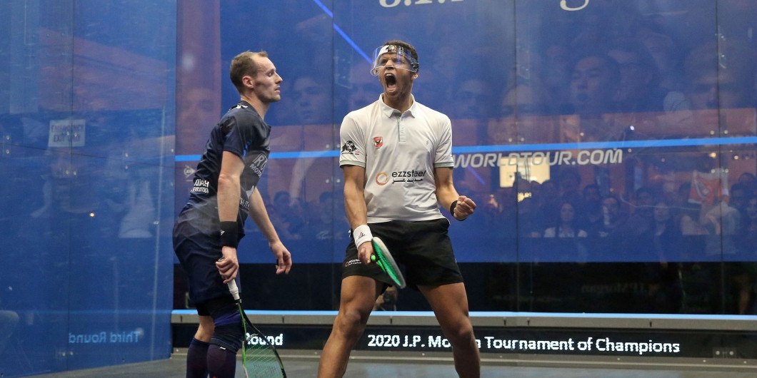Asal ends Gaultier comeback at PSA Tournament of Champions