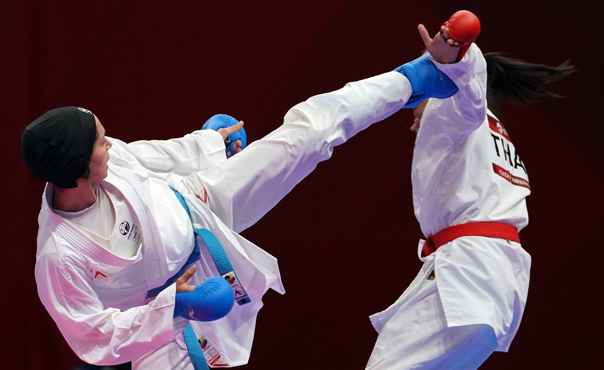 Iran shine as Karate 1-Series A produces shocks in Santiago