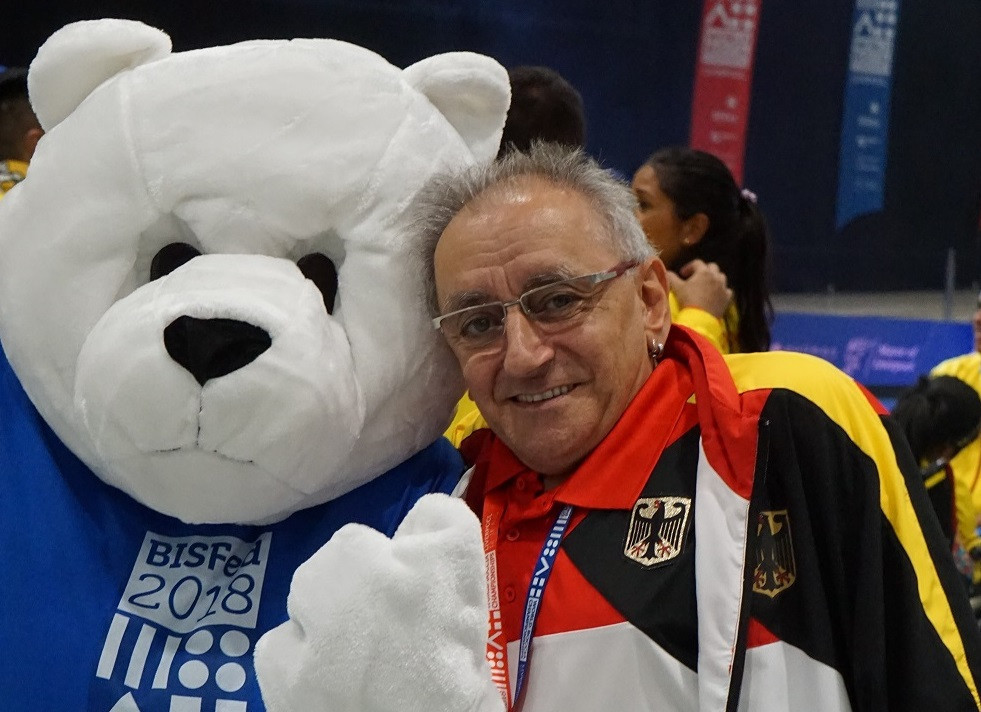 Boccia International Sports Federation pay tribute following death of German head coach Minas