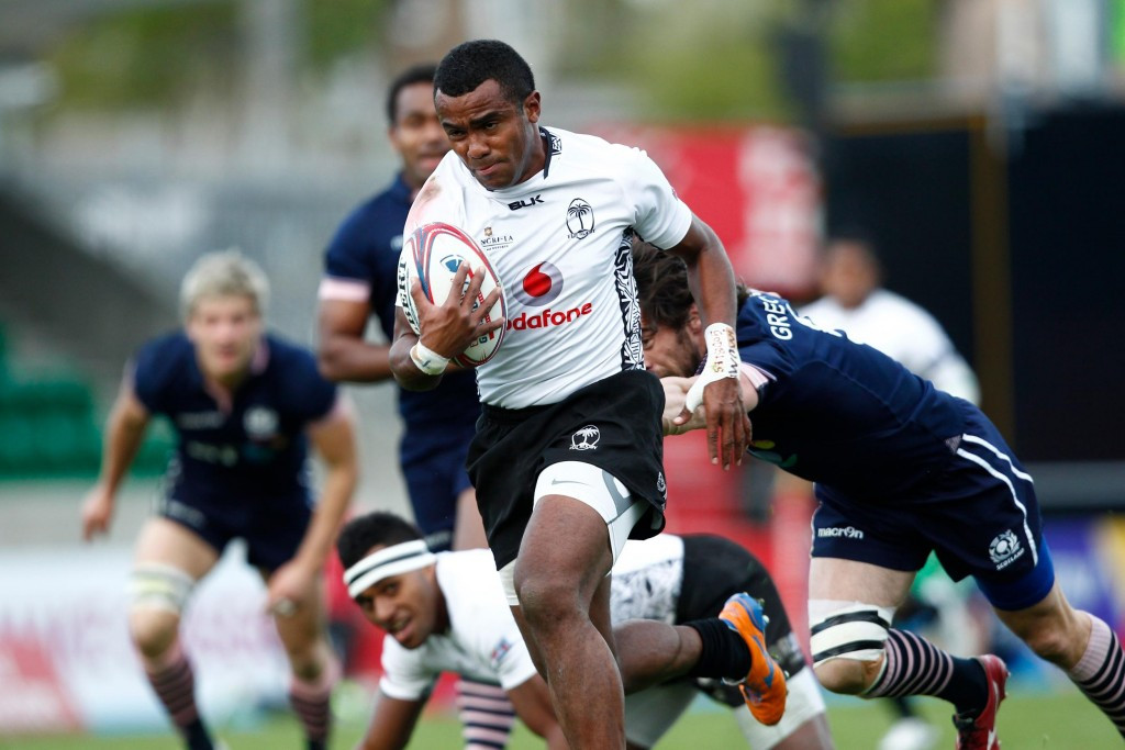 Fiji also secured their spot at Rio 2016 as they finished top of their pool with a 100 per cent record