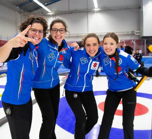 South Korea's women beat hosts Finland at WCF World Qualification Event