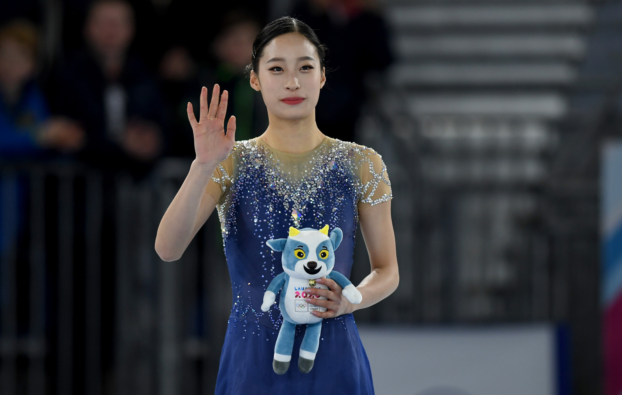 South Korean star You clinches women's figure skating title at Lausanne 2020