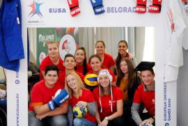"The organisers of this year's European Universities Games in Belgrade say there has been ""big interest"" ©EUSA"