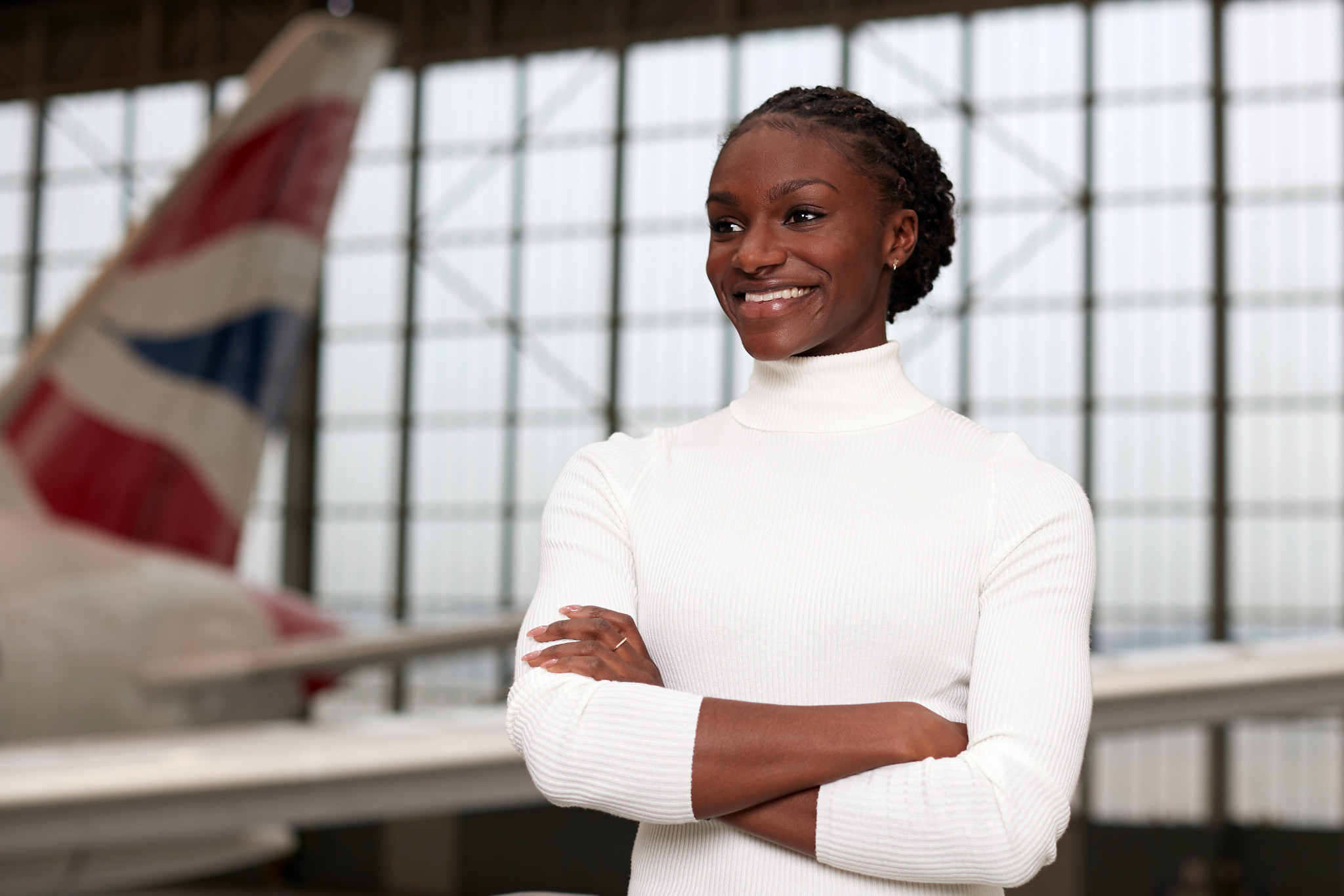World champion sprinter Dina Asher-Smith will be one of Britain's star attractions in Tokyo ©Getty Images