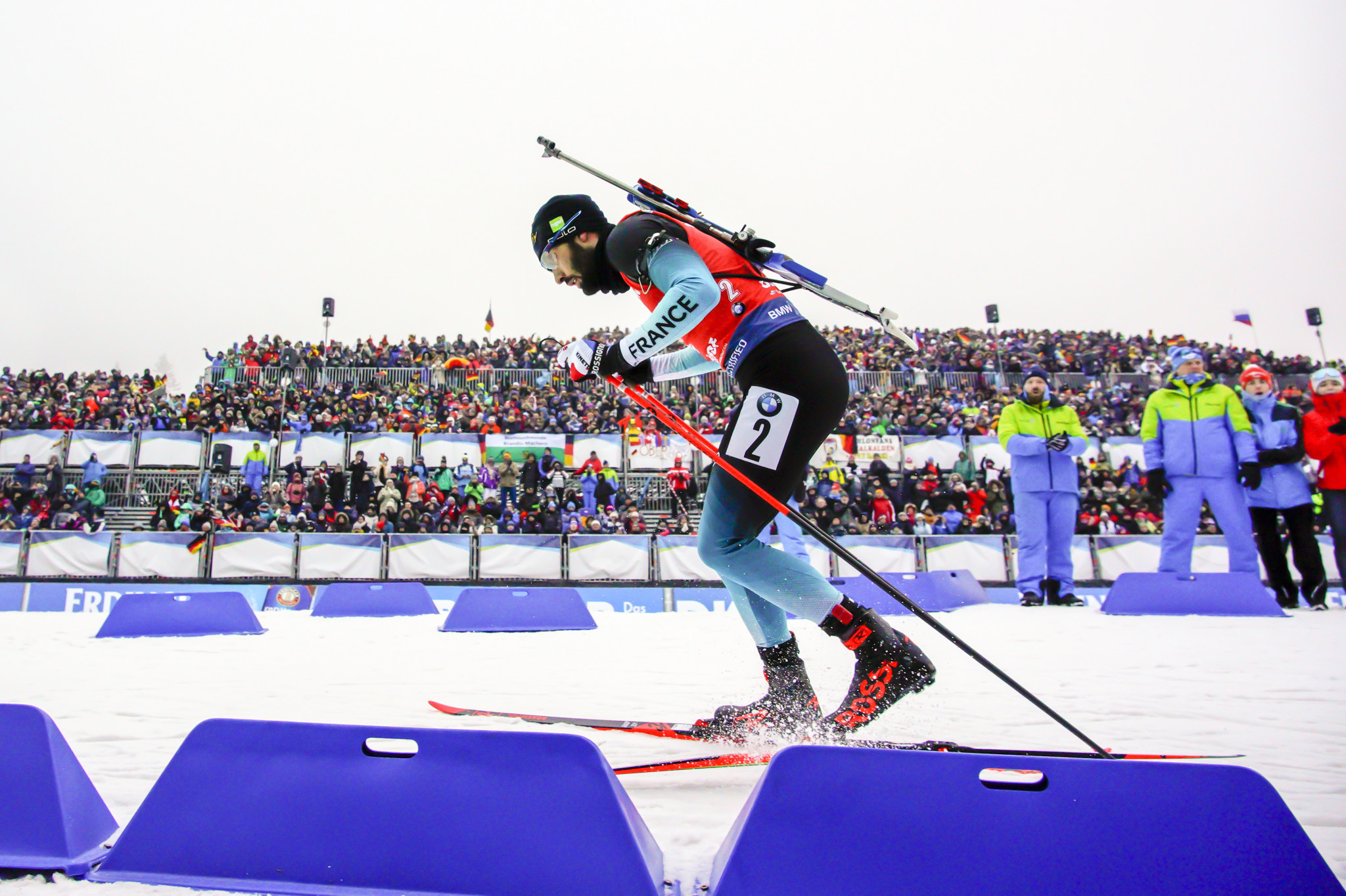 Fourcade looks to extend IBU World Cup advantage with Bø still on paternity leave