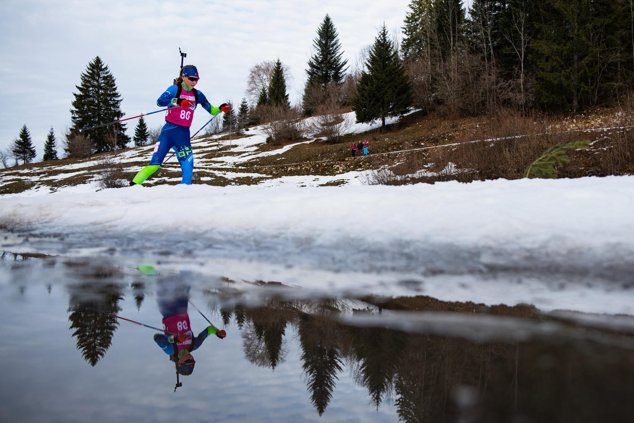 Speed key as biathlon sprint and ski slalom titles won at Lausanne 2020