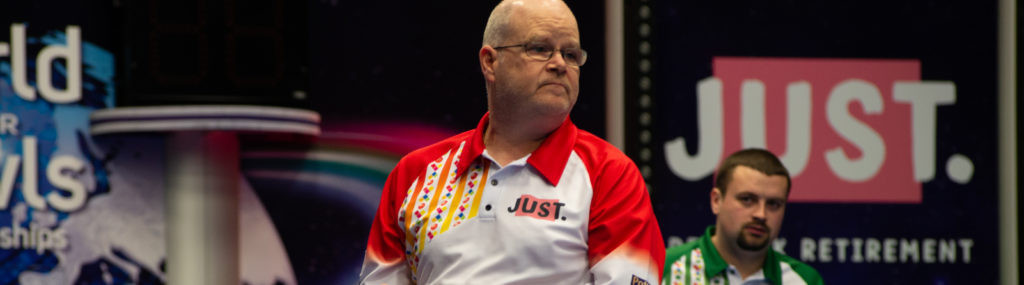 Gillett and Marshall to meet at World Indoor Bowls Championships