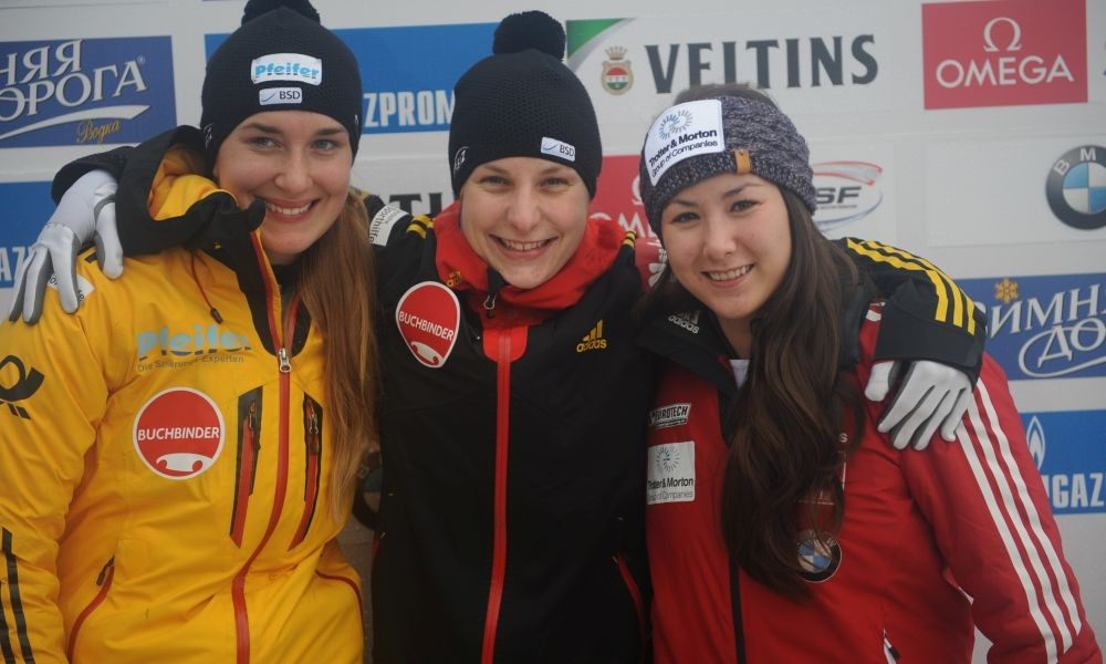 Hermann clinches maiden IBSF World Cup victory in Winterberg
