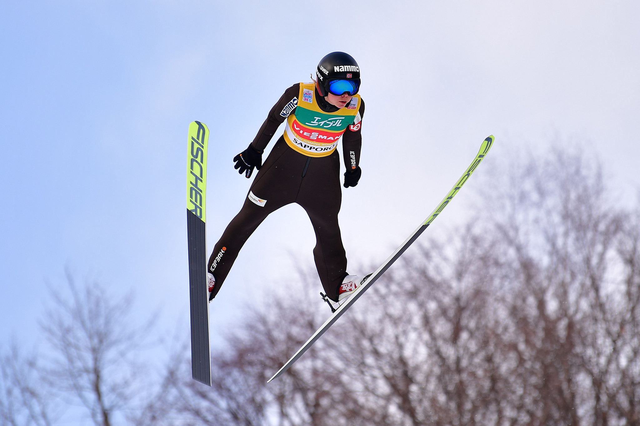 Lundby to defend title at FIS Ski Jumping World Cup event in Zao