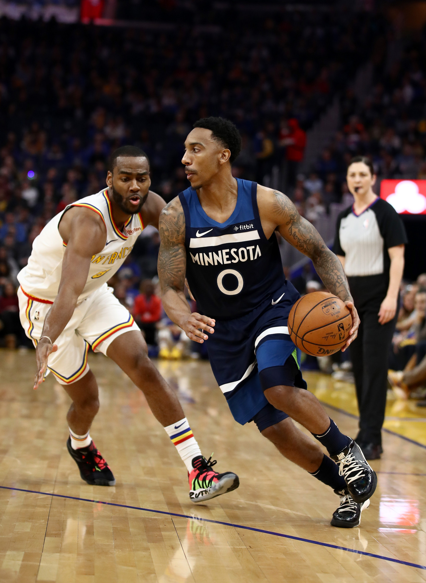 Dr Jonathan Finnoff has been working with basketball side Minnesota Timberwolves ©Getty Images