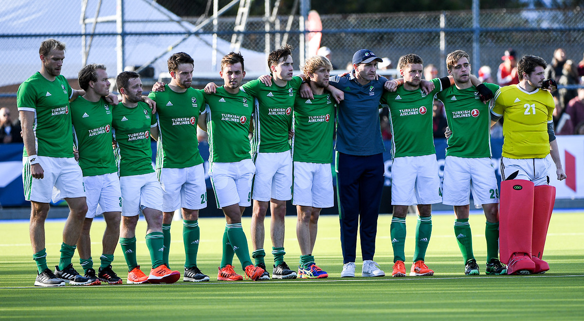 FIH reject Hockey Ireland call for independent video referral review after Olympic qualifier controversy