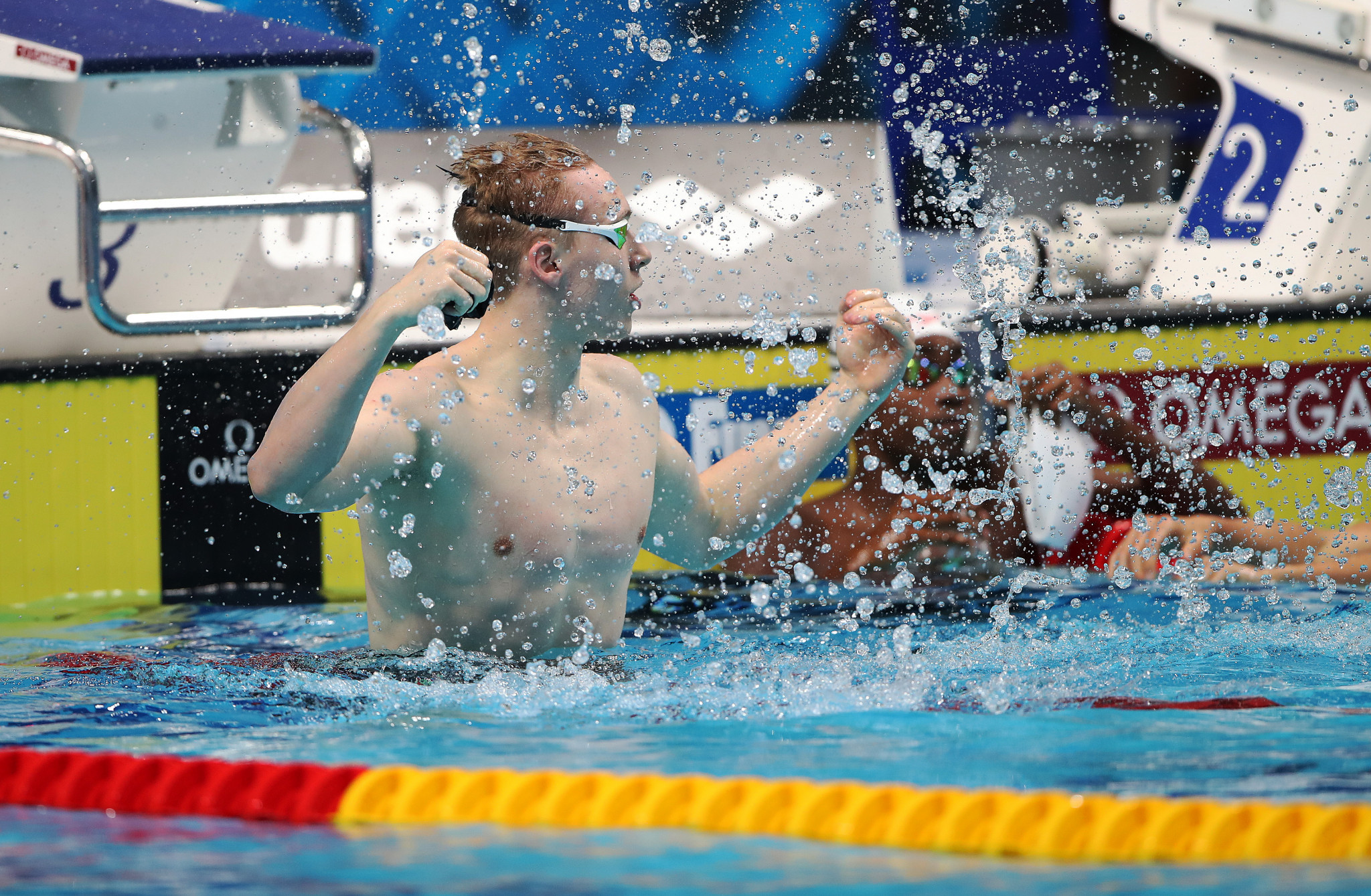 Minakov and Hosszú win two golds each on final day of Champions Swim Series event in Shenzhen