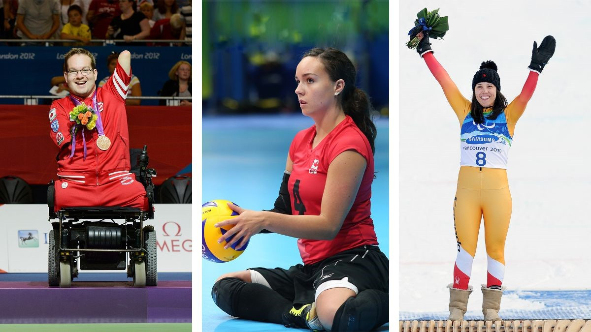Three former Paralympians join Canadian support team for Tokyo 2020
