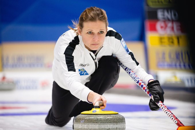 Norway kept their place at the top of the table at the WCF World Qualifying event ©WCF