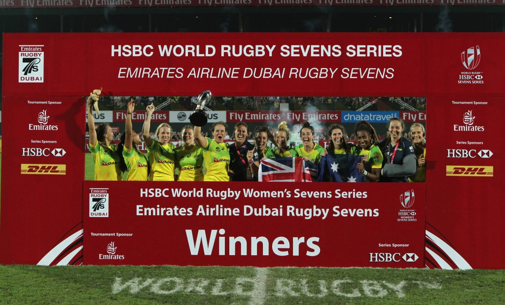 Australia win opening World Rugby Women's Sevens Series with victory over Russia