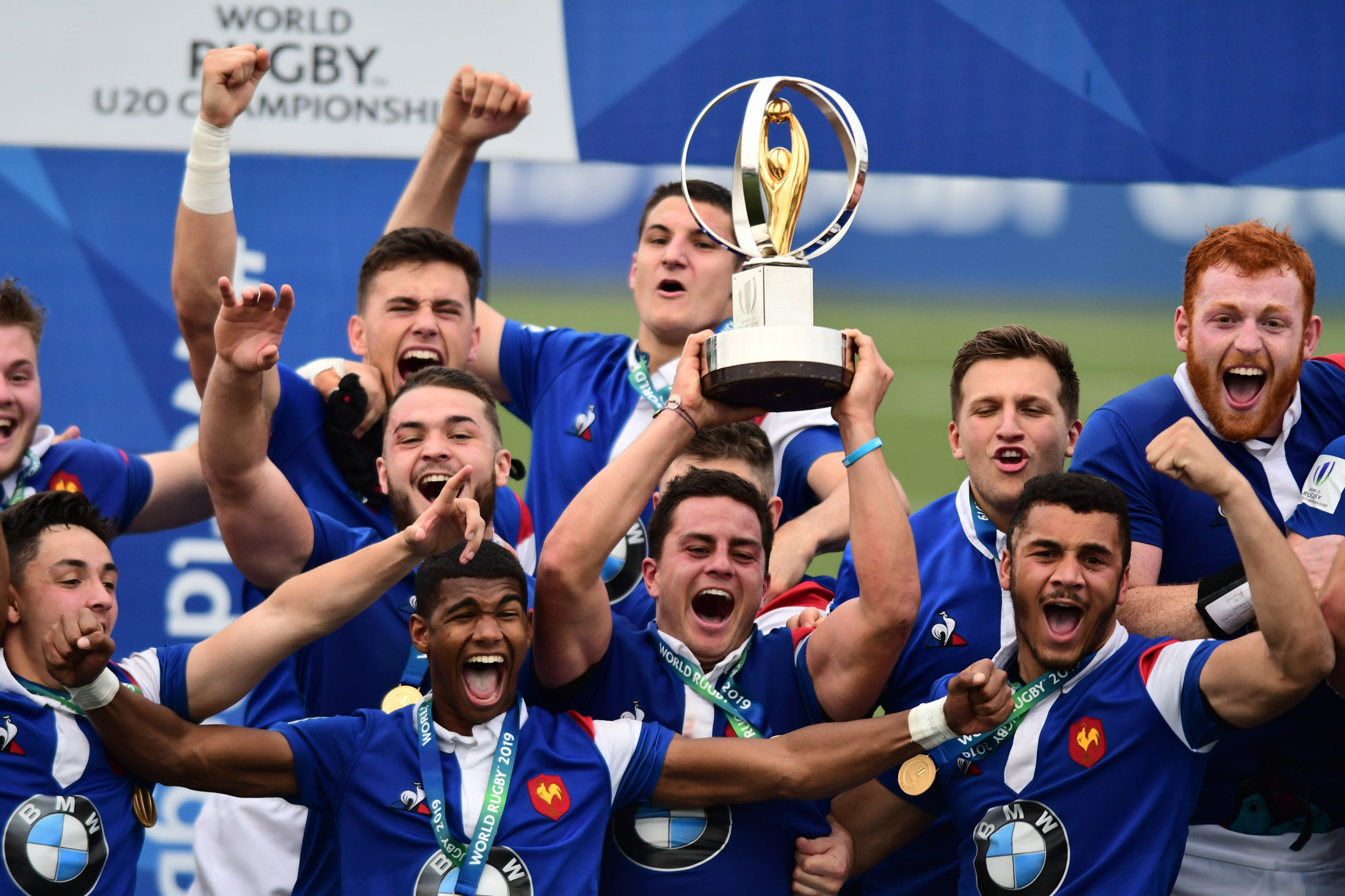 England and South Africa to lock horns again, at World Rugby U20 Championship